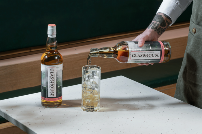 Thirst Craft helps Glasshouse shatter stereotypes with a premium Scotch that's destined for highballs