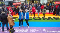 Coca-Cola Unveils Giant Rainbow Welcome Mats At Premier League Stadia To Highlight That Football Is For Everyone