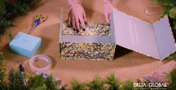 Re-using packaging: A conscious Christmas campaign consumers can learn from