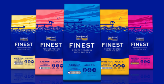 WPA Pinfold land repositioning for global pet food brand