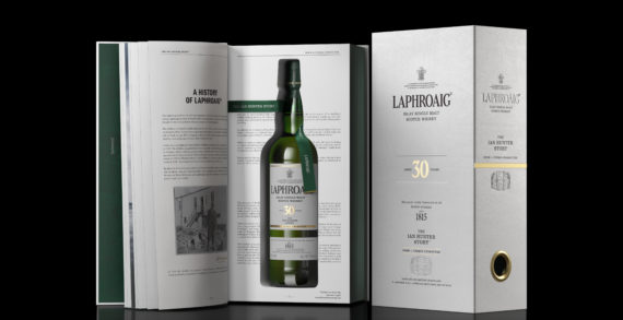 Studio Minerva – Laphroaig feature