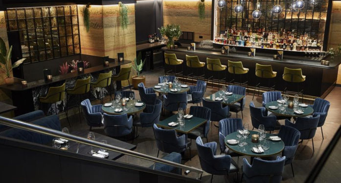 DesignLSM introduce their evolved design direction for Gaucho, Charlotte St