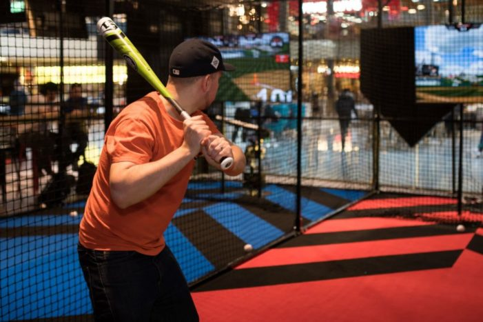 Home Run House: Batting Cages, Bar And Baseball Experience Venue Opens In Westfield Stratford City
