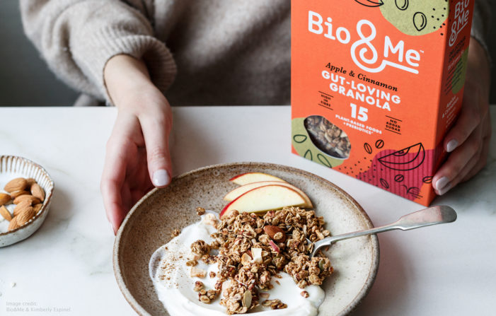 B&B studio celebrates the delicious diversity of plant-based eating with new brand creation Bio&Me