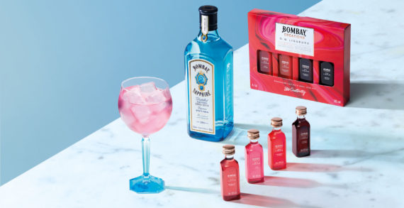 Introducing Bombay Creations™: Get Personal with NEW Flavoured Gin Liqueurs from BOMBAY SAPPHIRE®