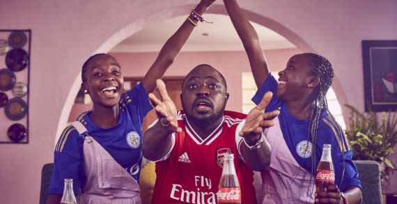 Coca-Cola leverages its English Premier League sponsorship in Nigeria with a campaign from FCB