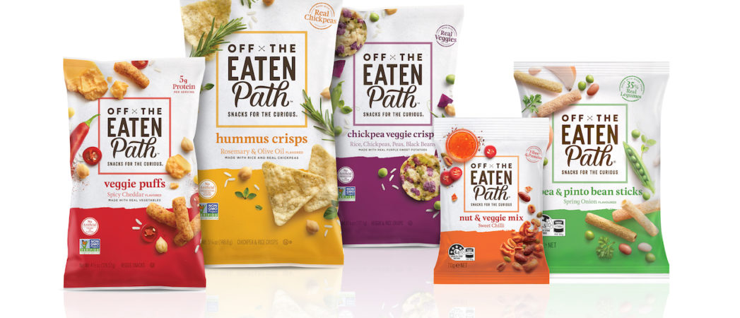 Off the Eaten Path Connects with Influencers for Authentically Inspired Natural Snacks