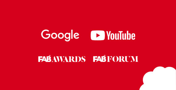YouTube and Google UK return to Sponsor The 22nd FAB Awards and The FAB Forum in May