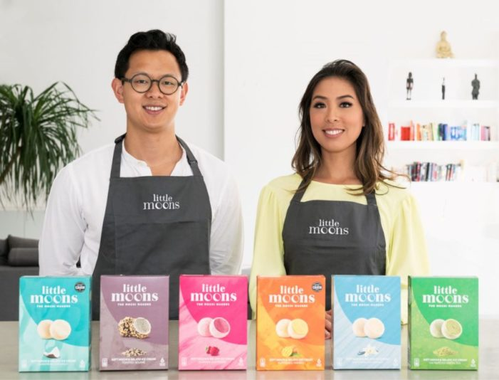 Europe's leading mochi maker Little Moons opens new £3.5m state of the art factory in London