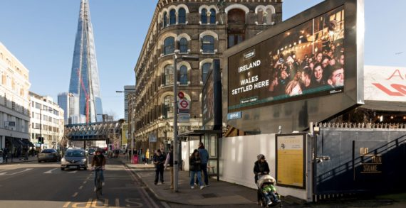 Diageo kicks off digital, multi-trigger dynamic out of home campaign for GUINNESS SIX NATIONS 2020