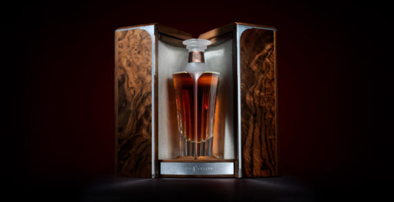 Irish Distillers Introduce The Oldest Ever Irish Whiskey Collection, Midleton Very Rare Silent Distillery Collection,   Designed By Nude Brand Creation