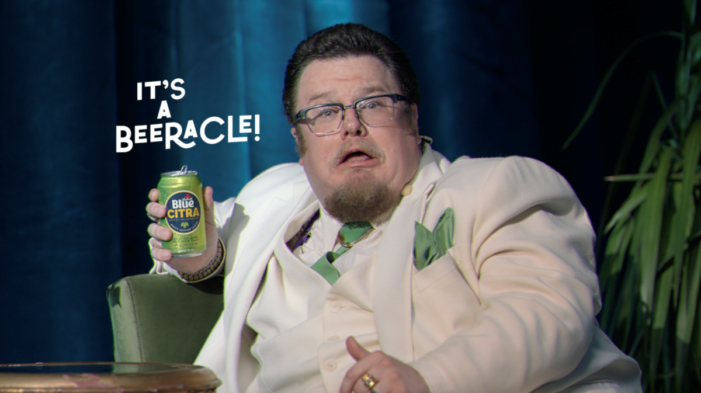 "Burns Group Launches ""IT'S A BEERACLE"" Campaign for Blue Citra by Labatt"