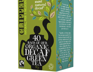 Clipper Teas expands UK's most natural decaffeinated tea range