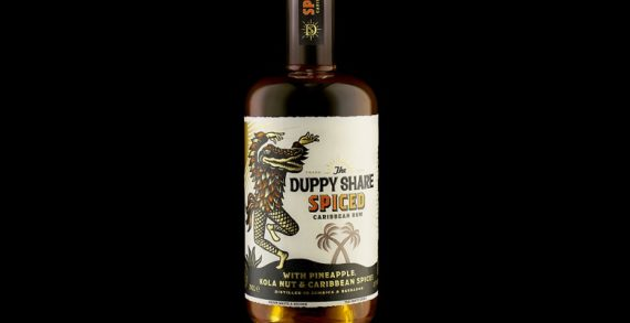 The Duppy Share unveils new spiced rum variant with brand design by B&B studio