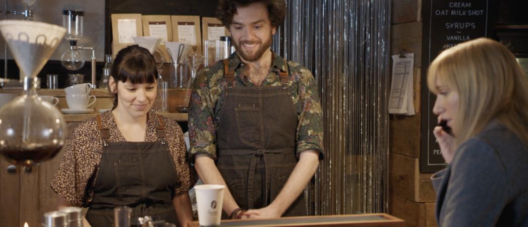 New McDonald's McCafé campaign poking fun at the clichés of the coffee world