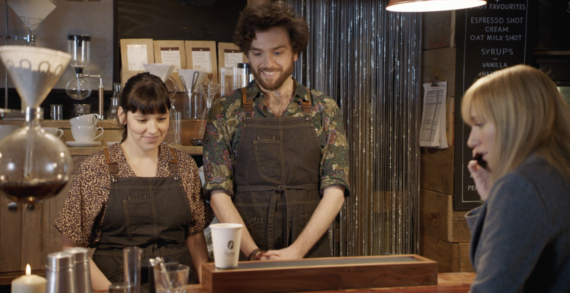 New McDonald's McCafé campaign poking fun at the clichés of the coffee world