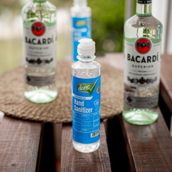 Bacardi Diverts Global Production To Increase Hand Sanitizer Supply For Local Communities