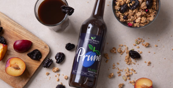 James White adds Rich and Fruity Prune Juice to its Classics range