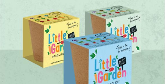 Instinct PR launches M&S Little Garden Campaign