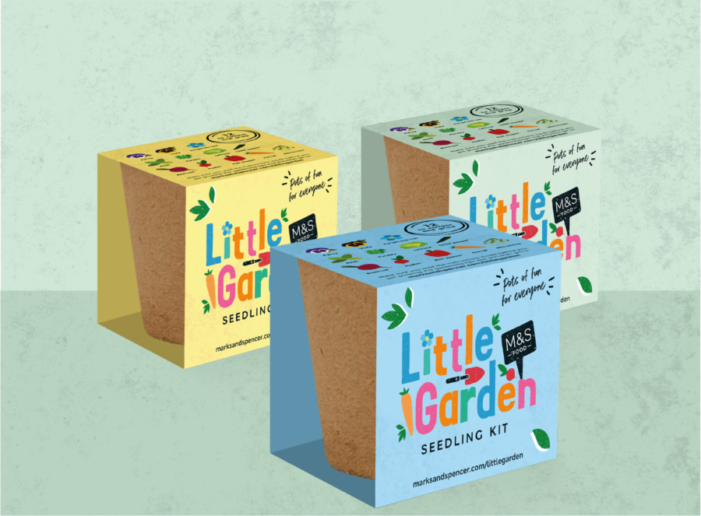 Instinct PR launches M&S Little Garden Campaign