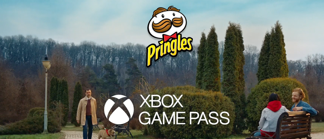 Grey London brings gaming to life in new Pringles campaign