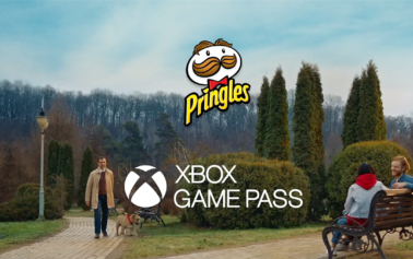"""""""Pringles, in conjunction with Xbox, brings gaming to the real world"""""""