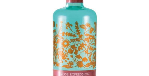 Seymourpowell unveils design for Silent Pool Rose Expression gin, the first of the Distiller's 'Expressions Series'