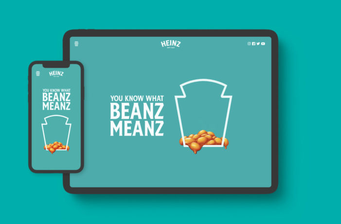 Heinz's new web presence is in the can, thanks to London agency ShopTalk