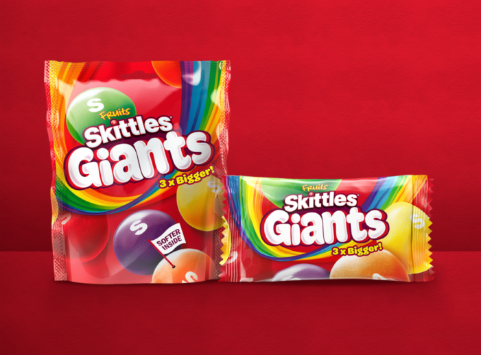 Straight Forward Design generates 'big' excitement with new Skittles campaign