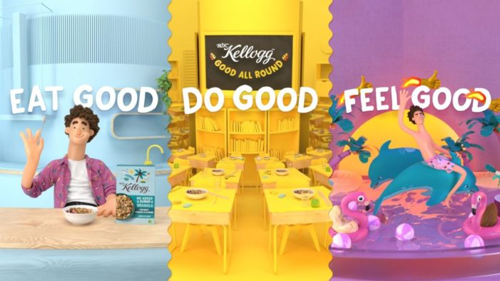Boys+Girls reveals 'Good All Round', its first EMEA campaign for  W.K. Kellogg following competitive international win