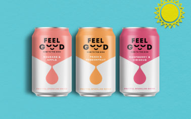 The Collaborators Rebrands Feel Good Drinks To Give Consumers A Better Choice For Themselves And The Planet