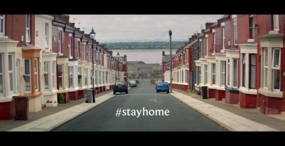 Grey London Creates Cathedral City 'Stay Home' Campaign To The National Lockdown