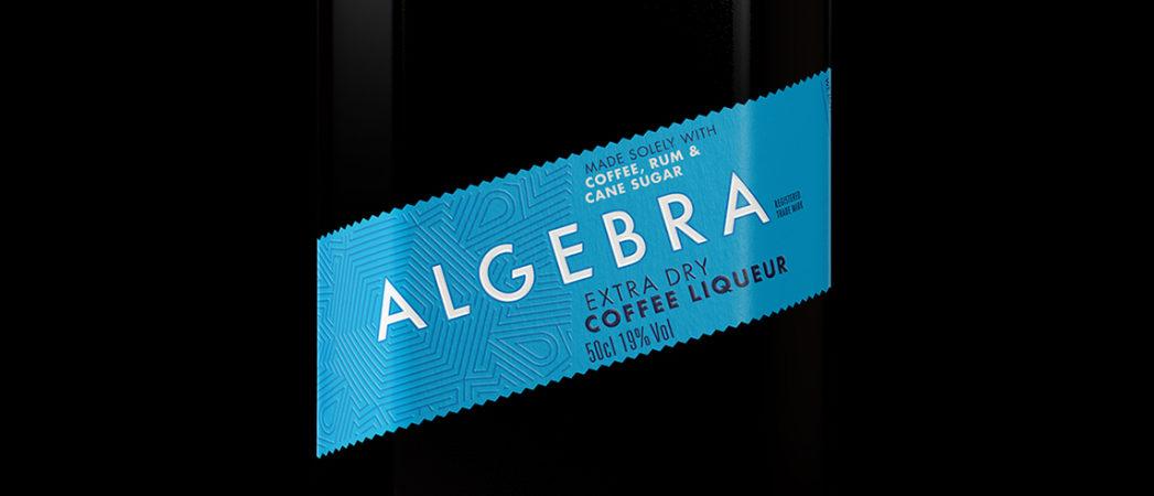 Buddy's Branding,Graphic Design and Packaging for Algebra Drinks.