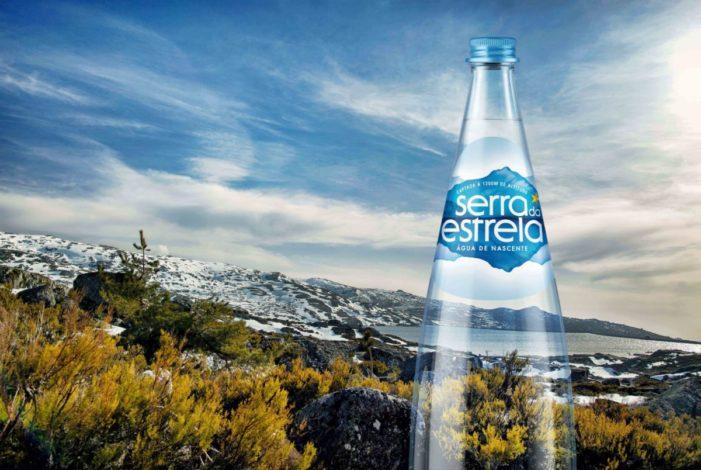 New look for leading Portuguese water brand Serra da Estrela