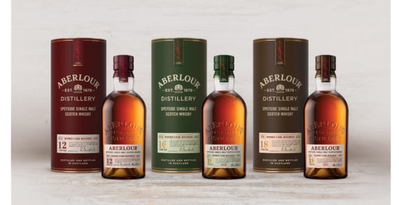 Inspired By Its 140 Year Old History: Aberlour Unveils Refreshed packaging By Nude Brand Creation