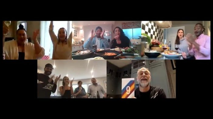 'Do The Albert Bartlett At Home' With Michel Roux Jr
