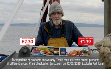ALDI Brings Back Its Classic 'Like Brands. Only Cheaper' Adverts