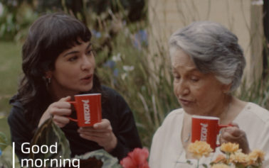 """Nescafe Puts The """"Good"""" Back in """"Good Morning"""""""
