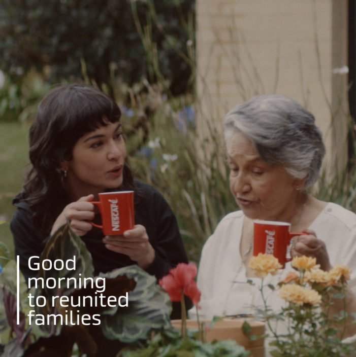 "Nescafe Puts The ""Good"" Back in ""Good Morning"""