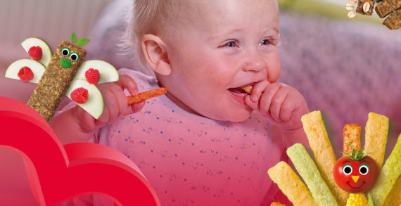 Organix and Heart announce collaboration for new Pop-up Station designed for Toddlers Tastes