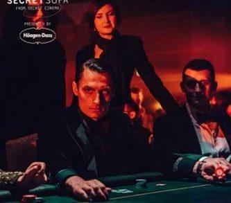 Häagen-Dazs in partnership with Secret Cinema's Secret Sofa  brings you 'Casino Royale'