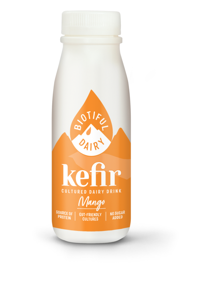Biotiful Dairy Bolsters Kefir Drink Range With The Launch Of Two New Flavours