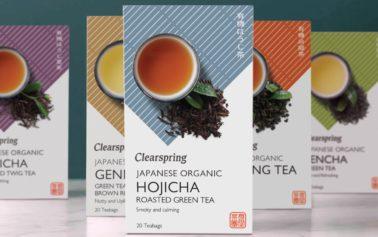 Refreshing Clearspring Organic Japanese Teas