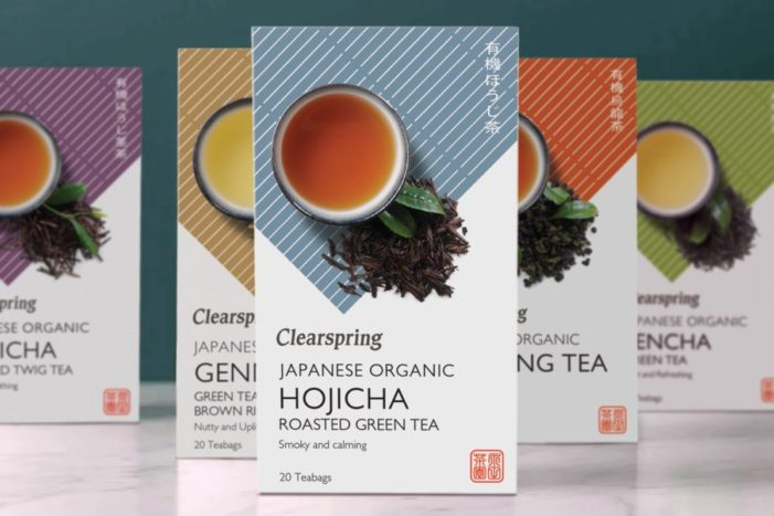 Refreshing Clearspring Organic Japanese Teas