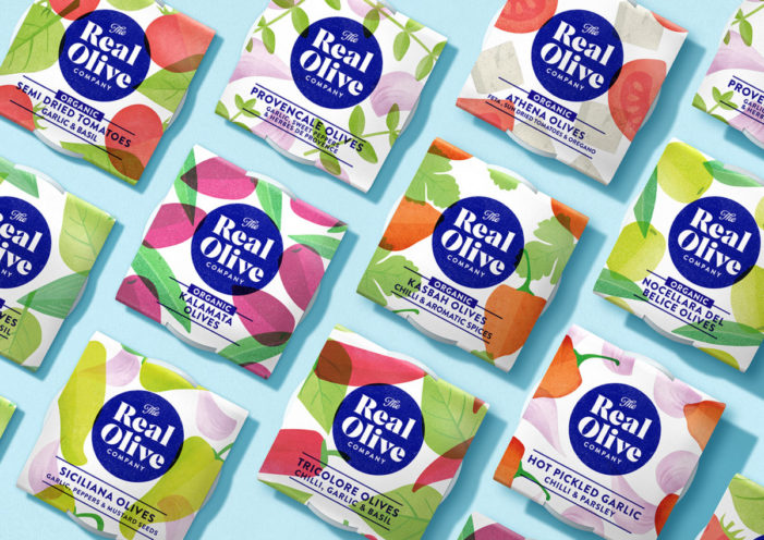 The Real Olive Company brings a burst of Mediterranean sunshine to our lives.