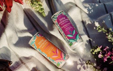 Little Miracles partners with The Clerkenwell Brothers to launch 100% recyclable sparkling ice tea range