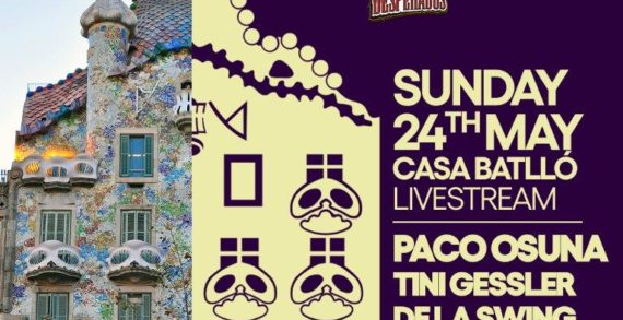 Desperados And Elrow Host Unique Live Streamed Party At The Famous CASA BATLLÓ In Barcelona