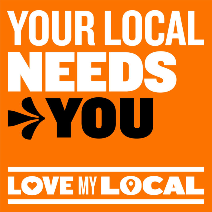 Free Digital Platform 'LOVE MY LOCAL' Helps Pubs And Restaurants Keep Trading