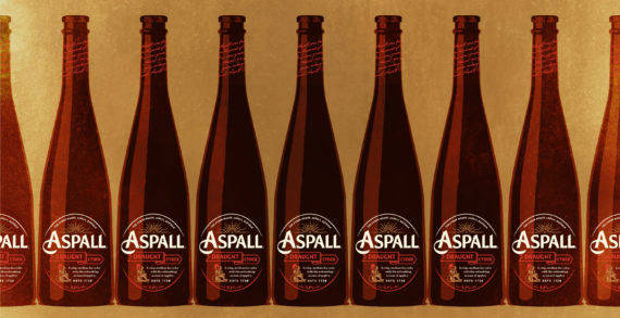 Cider with a difference. Aspall partner with BrandOpus to revamp brand
