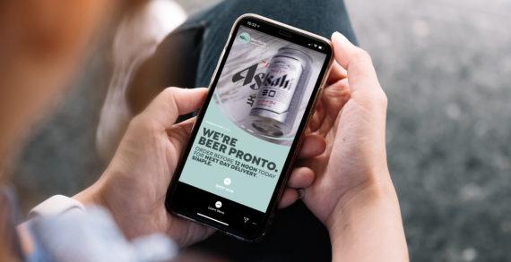 Asahi UK brings super-premium flair to the DTC beer market